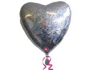 Гелевый шарик Сердце заказать